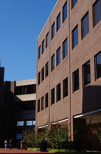 Oliver Hall Physical Sciences Building